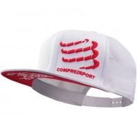 COMPRESSPORT TRUCKER CAP - WHITE