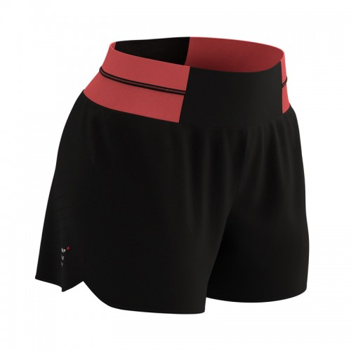 COMPRESSPORT PERFORMANCE WOMAN'S SHORTS- CORAL