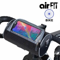 AIRFIT SPLASH PROOF BIKE HANDLE BAR BAG WITH TOUCH SCREEN
