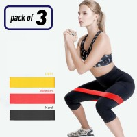 AIRFIT STRENGTH TRAINING MINI RESISTANCE BAND - SET OF 3