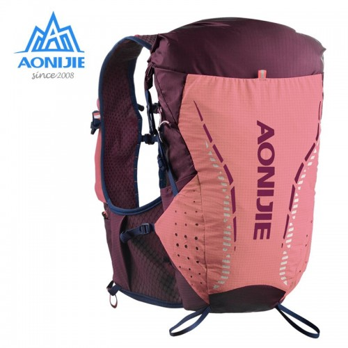 AONIJIE C9104 18L CROSS COUNTRY BACKPACK RED
