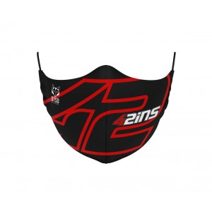 OTSO 42ins Red Face Mask