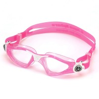 AQUA SPHERE SWIMMING GOGGLES KAYENNE JUNIOR CLEAR LENS - EP1230209LC