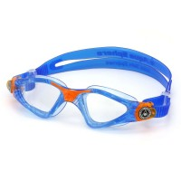 AQUA SPHERE SWIMMING GOGGLES KAYENNE JUNIOR CLEAR LENS - EP1234008LC