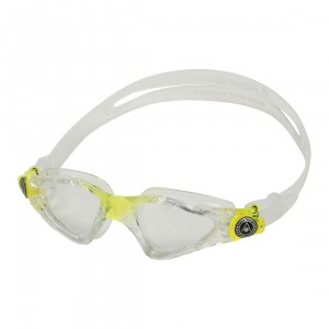 AQUA SPHERE SWIMMING GOGGLES KAYENNE JUNIOR CLEAR LENS - EP1230031LC