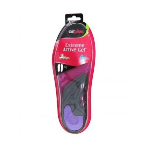 AIRPLUS WOMEN'S EXTREME ACTIVE GEL INSOLES