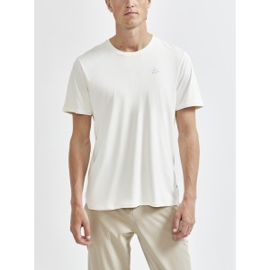 CRAFT MEN'S ADV CHARGE SS TEE - WHISPER