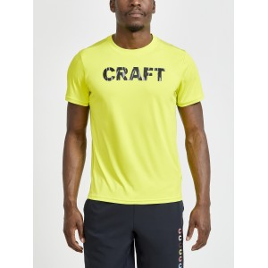 CRAFT MEN'S CORE CHARGE SS TEE - N LIGHT