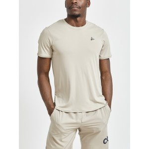 CRAFT MEN'S ADV CHARGE SS TEE - CROCK